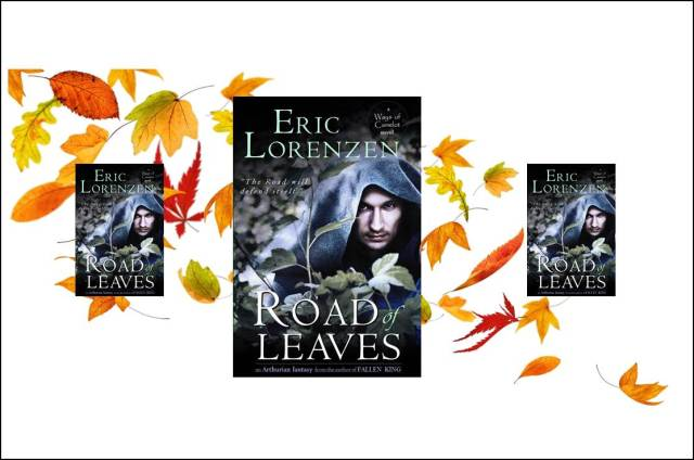 Road of Leaves book group update