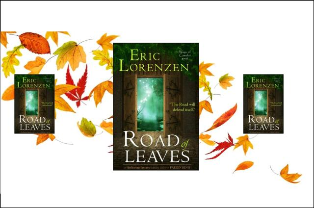 Road of Leaves book group5