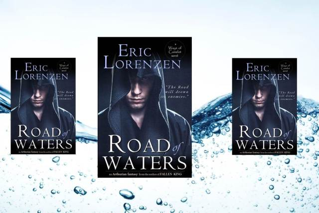 Road of Waters book group update